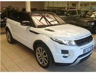 2012 LAND ROVER RANGE ROVER EVOQUE SI4 COUPE DYNAMIC