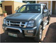 Isuzu - KB 300 TDi LX Double Cab Facelift