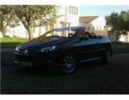 Beautiful Peugot Cabriolet 206 2004 2.0