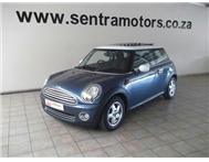 2010 MINI COOPER CHILLI PACK
