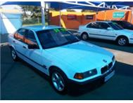 316i e36 BMW in Mint condition for an old car!!!!!