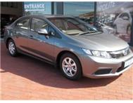 2012 Honda Civic sedan 1.8 Comfort auto