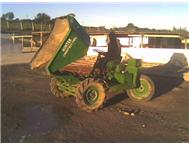 Diesel Tilting Dumper for Sale