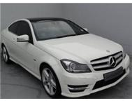 2011 Mercedes-Benz C-class C250 Cdi Be Coupe A/t