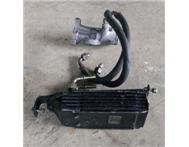 Original VW Oil Cooler Adapter Oil Cooler Radiator (For sale)