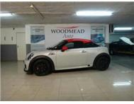 2012 Mini COOPER COUPE JOHN COOPER WORKS