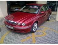 2006 JAGUAR X TYPE 2.0SE