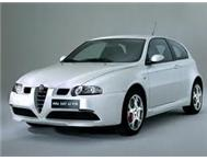 ALFA ROMEO 147 156 and 159 STRIPPING PARTS FOR SALE...FREE QUOT