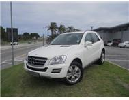 2012 Mercedes-Benz ML 350 (200 kW) 7G-Tronic