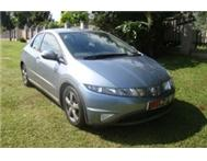 2006 HONDA CIVIC 1.8 V-TEC EXI- 6 SPEED MANUAL