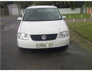 VOLKSWAGEN TOURAN 1.9 TDi 2005 7 SEATER FOR SALE