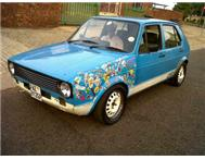 Project VW Mk1 FOR SALE