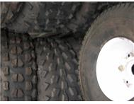 Other Quad Bike Tyres in Motorcycle Spare Parts Western Cape Bloubergstrand - South Africa