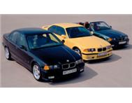 BMW E30 / E36/ M3 Spares For Sale - Please Contact