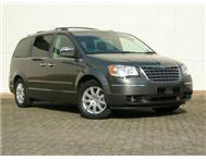 2011 Chrysler Grand Voyager 3.8 Limited A/t