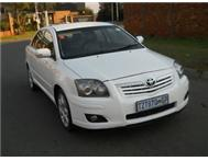 2007 TOYOTA AVENSIS 1.6i ENGINE WHITE COLOR FULL HOUSE