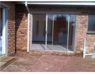 Used glass/aluminium complete sliding door with rails for sale