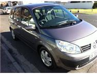 RENAULT EXPRESSION GRAND SCENIC II 7 SEA...