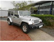 2011 JEEP WRANGLER Sahara 3.8 Unlimited