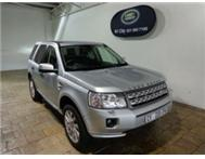 2012 Land Rover Freelander 2 SD4 HSE Demo