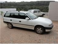 Opel Astra Estate Station wagon 160i. WITH ROADWORTHY.OnlyR26500
