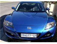 Mazda RX8 for sale (finance available)