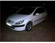 clean peugeot 307 in good condition