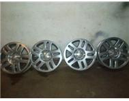 Dodge RT 20 rims