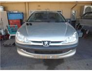 PEUGEOT 206 FOR STRIPPING