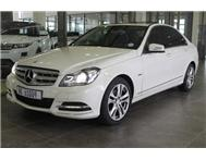 Mercedes Benz - C 200 CGi Blue Efficiency Avantgarde