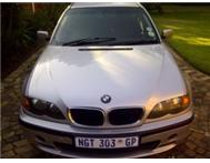 2003 BMW 318i MANUAL LOW MILEAGE ACCIDENT FREE R52000