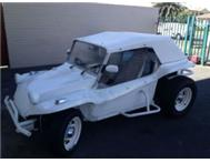Beamish Beach Buggie for sale white! New Engine 1600
