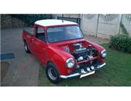 1275 MINI BAKKIE FOR SALE