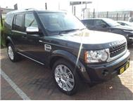 Land Rover - Discovery 4 3.0 TD V6 HSE Luxury Edition