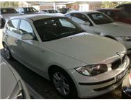 2008 BMW BMW 118i E87 5door Motor plan extended to 110 000km