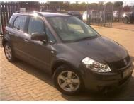 Suzuki Sx4 2.0i Manual