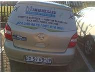 Manyame cabs- Tours and travels