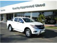 2012 MAZDA BT-50 2.2 double cab SLE
