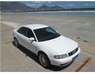 Audi A4 1.8 executive in very good condition. 310 000km.