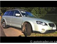 2005 SUBARU OUTBACK Sation Wagon