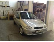 2007 Silver Opel Corsa Lite for sale