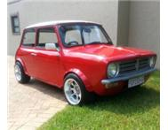 Mini 1275E licenced and restored