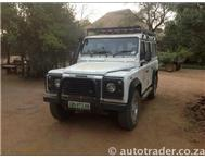 2003 LAND ROVER DEFENDER