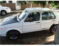 VW GOLF 1300 GREAT RUNNER WITH MAGS MUST SEE GIVE AWAY BARGAIN