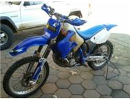 YZ 250 to swop or for sale