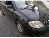 for sale toyota corolla sprinter 160i 2008