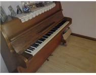 Piano Second Hand in Musical Instruments Gauteng Brakpan - South Africa