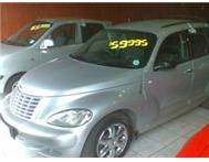 2002 Crysler PT Cruiser limited edition
