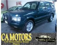 1997 Range Rover 4.6 HSE for R59 995!!!
