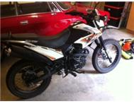 BIGBOY tsr 250 (Like new)